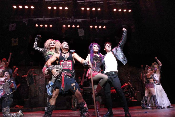 Theatre Review: We Will Rock You