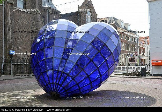 Urban art, Delft, Netherlands