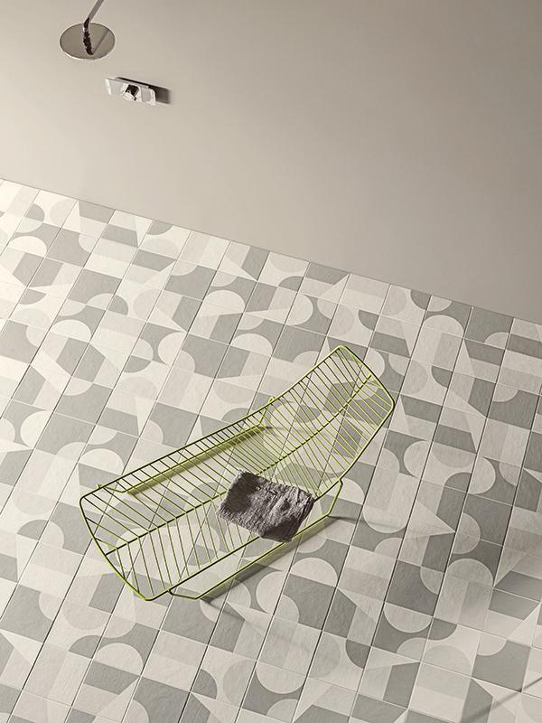 Mutina Puzzle Aland 10 X 10 Flooring Geometric Tiles Tiles