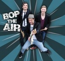 Bop The Air Are A Rock Pop Wedding Band Function Based In Stafford