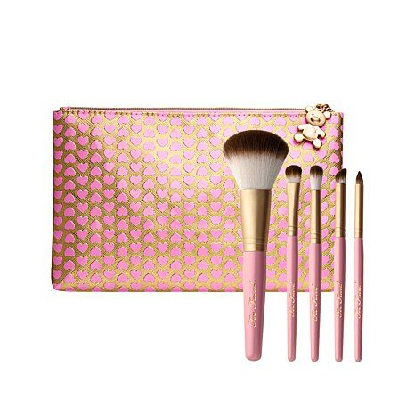 Shop Too Faced Pro-Essential Teddy Bear Hair Brush Set, read customer reviews and more at HSN.com.