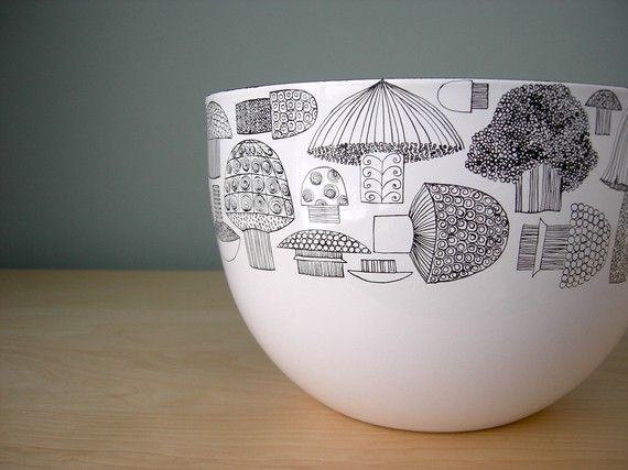 even though i hate mushrooms, i love this mushroom bowl