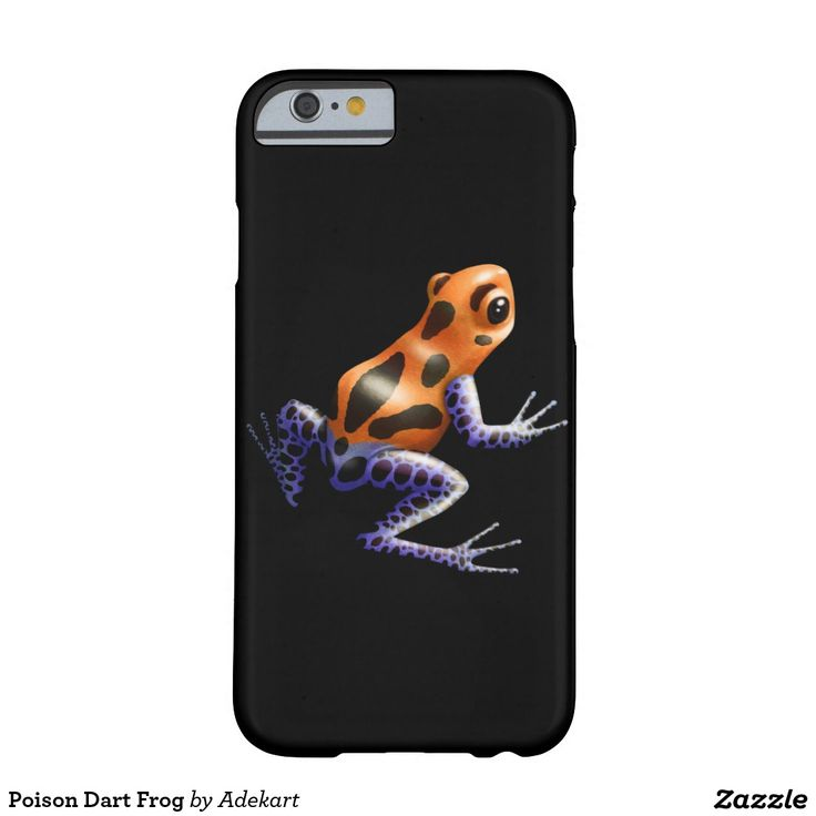 Poison Dart Frog Barely There iPhone 6 Case by Adek Designs  http://www.zazzle.com/poison_dart_frog_barely_there_iphone_6_case-179768462240617168?CMPN=shareicon&lang=en&social=true&view=113071828500427340&rf=238980827295438691
