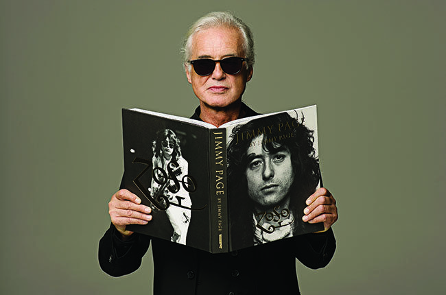 "Jimmy Page speaks to Billboard about his photographic autobiography, Led Zeppelin's future and why he has no interested in delivering music in a ""tribute band"" format."