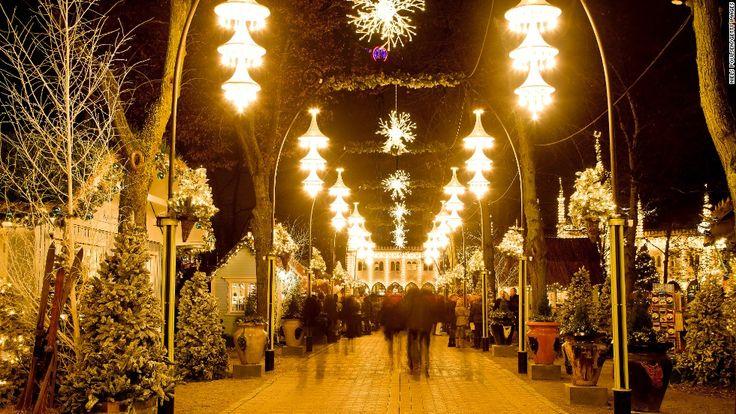 Casinha colorida: Mercados de Natal pelo mundo: os nada, nada comuns