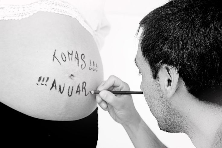 Futuro papá de Tomas y Anuar