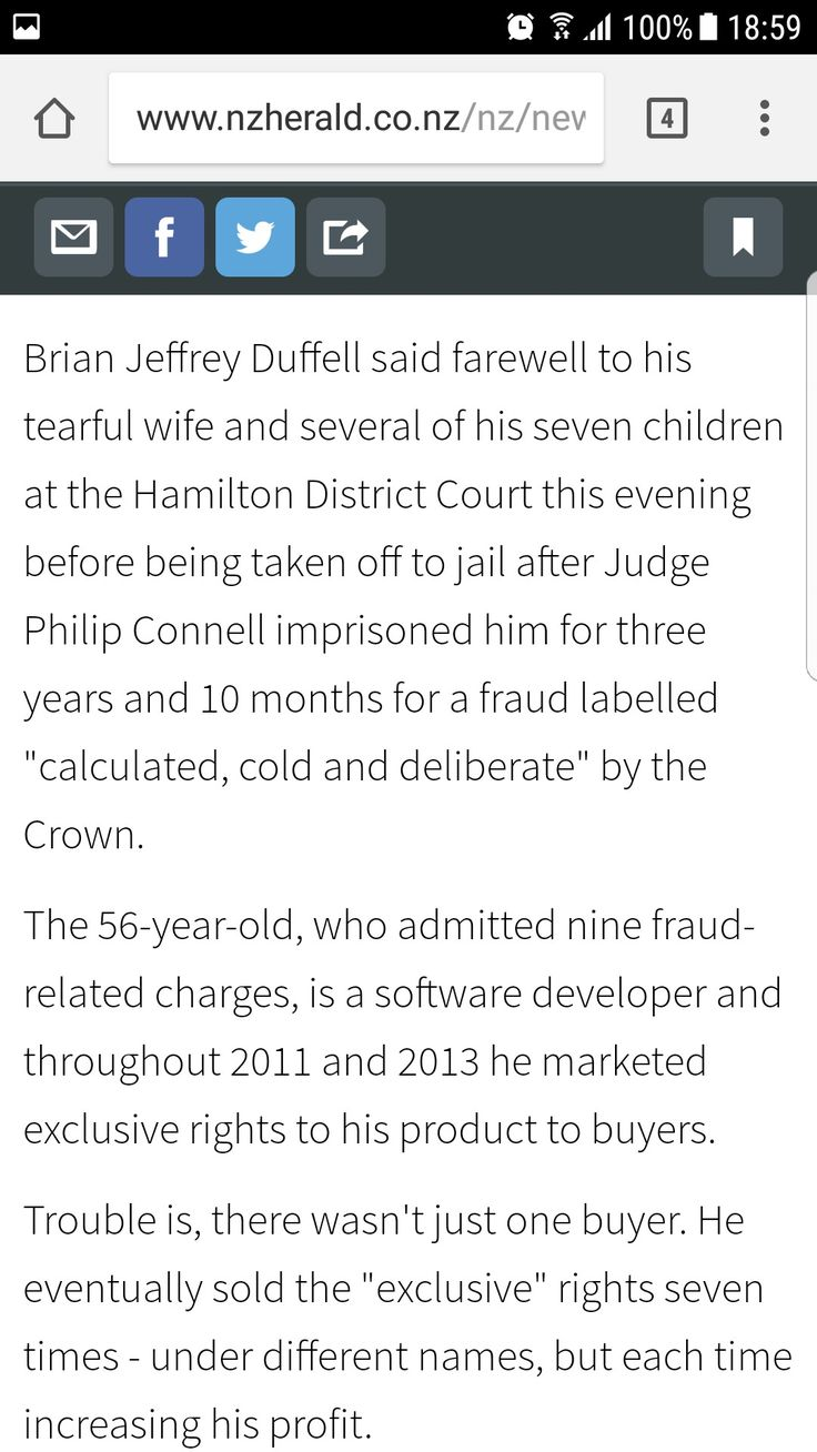 """""""IMPRISONED FOR THREE YEARS AND 10 MONTHS"""" for a fraud labelled """"CALCULATED, COLD AND DELIBERATE""""."""