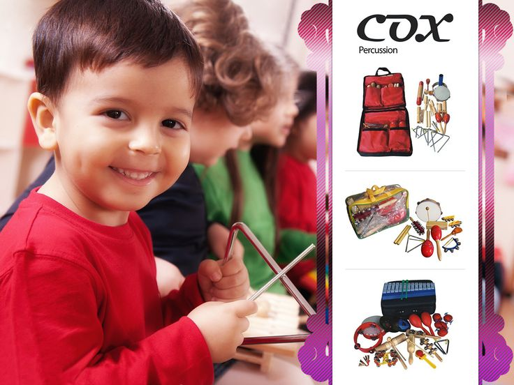 """Bırakın çocuklarınız arkadaşlarıyla birlikte müzik yapsın!👏 """"Cox perküsyon setleri"""""""