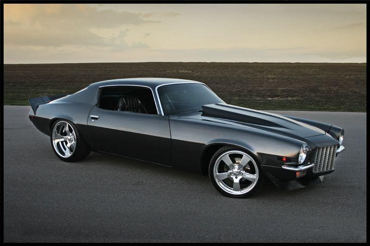 1971 Camaro..
