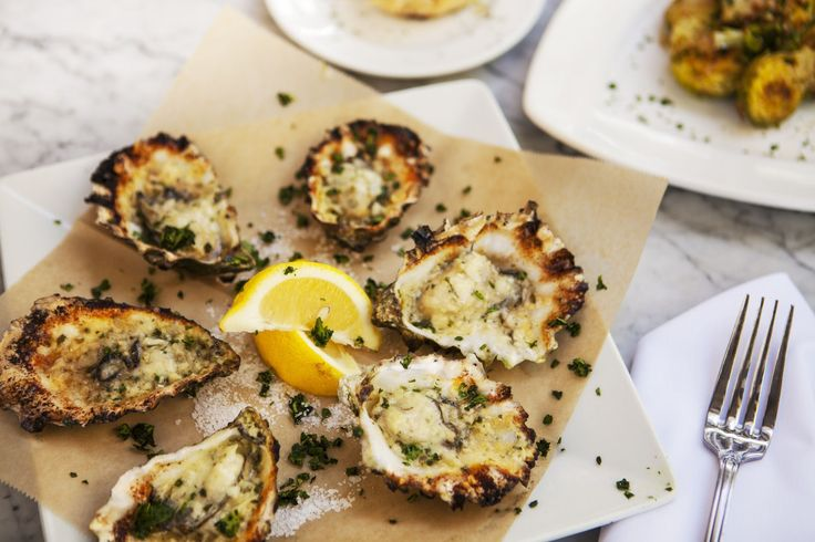 This authentic recipe for charbroiled oysters was developed by Tommy Cvitanovich of Drago's Restaurant in New Orleans and Metairie, La.