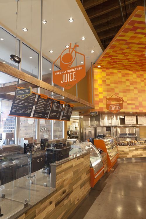Whole Foods Austin Food Court