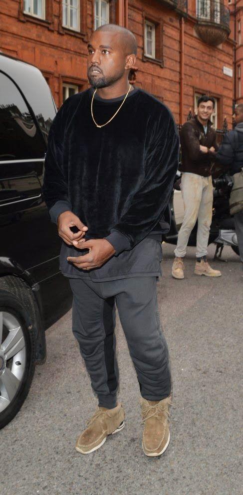 Armario de Noticias: Kanye West acaba en el hospital horas antes de un ...