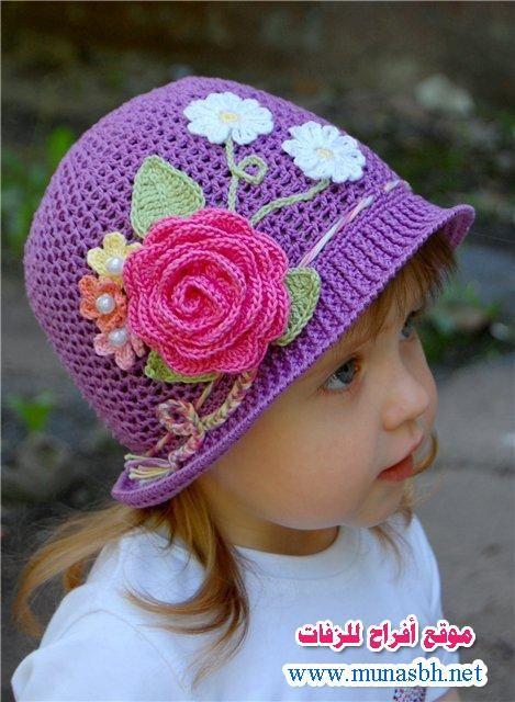 Caps, hats and panama: Knit crochet