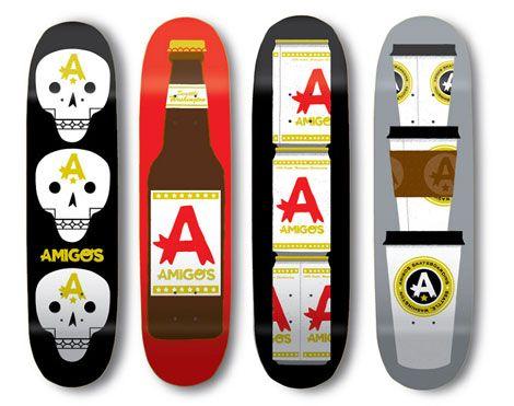 amigos skateboards