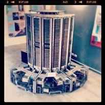 Il Cray X-MP in fase di restauro