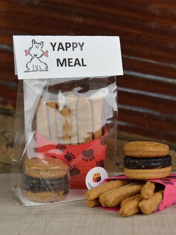 Yappy Meal Pet Treat