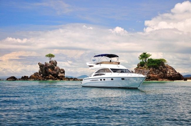 Are You Considering a #Luxury #Yacht #Charter?