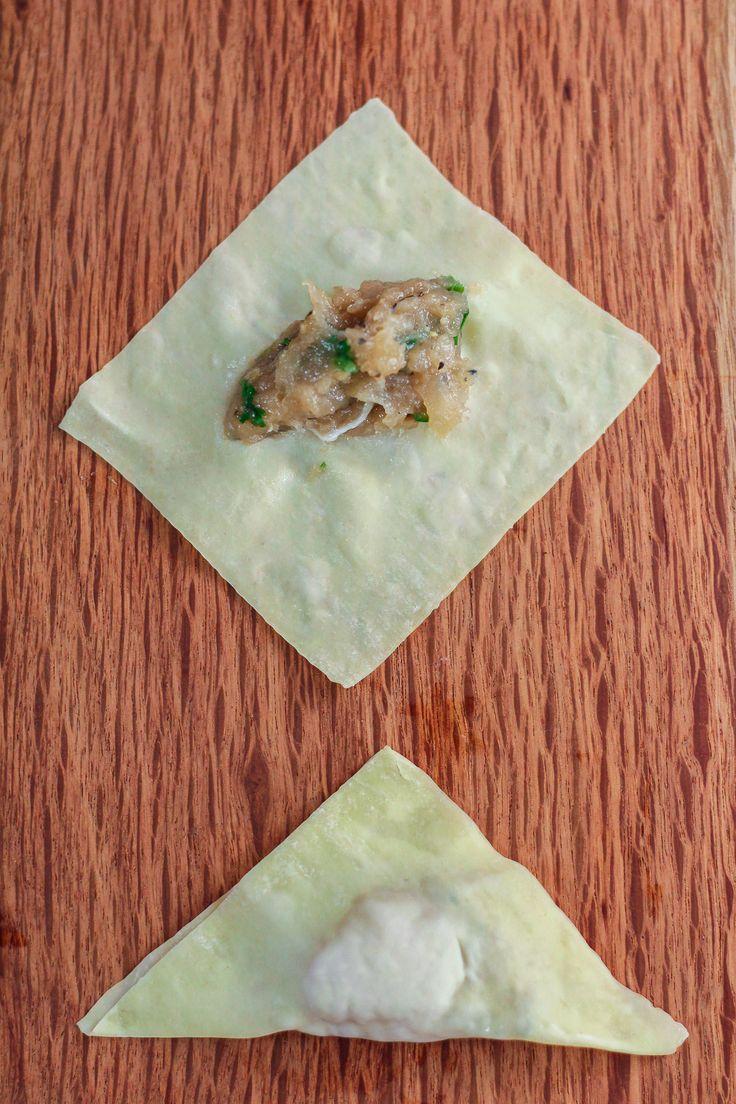 Blue apron wonton noodles - Wonton Noodle Soup