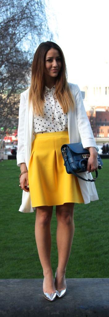 London Fashion Week 2014 Street style | The Little Things Magazine