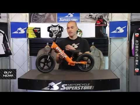 Strider ST 4 No Pedal Balance Bike Reviews