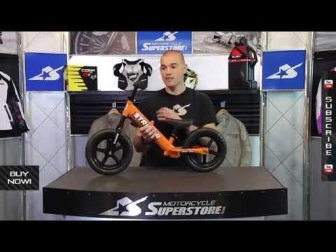 Strider ST 4 No Pedal Balance Bike Reviews