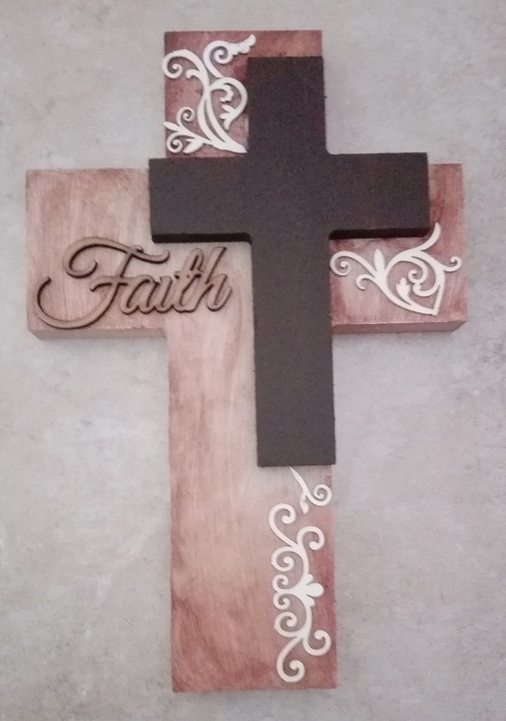 Various crosses available.