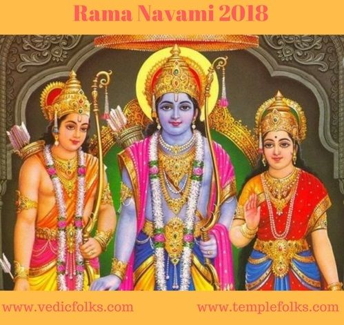 Ram Navami is an auspicious day in the Hindu calendar that celebrates the birth of Lord Ram who is the seventh human incarnation of Lord Vishnu.