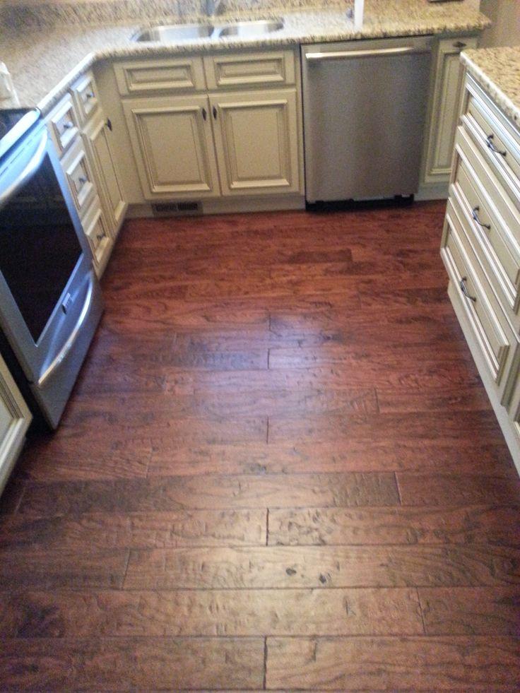 Hardwood Floors And Kitchens