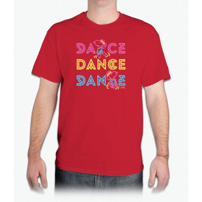 Peanuts Dance Tee Snoopy Ultra Cotton™ T-Shirt