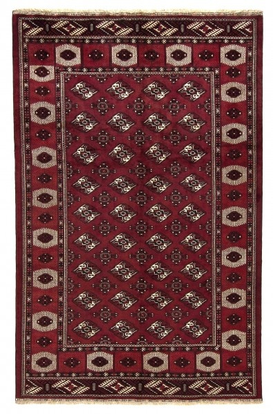 Numerous very different carpets are called Turkmen, which are similar in quality and pattern. The Turkmens consist mostly of cattle-rearing nomadic …