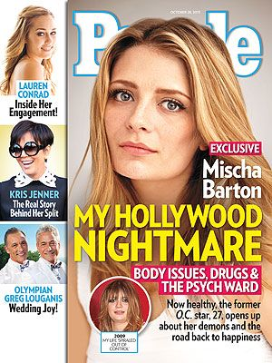 Mischa Barton: The Truth About Her Breakdown