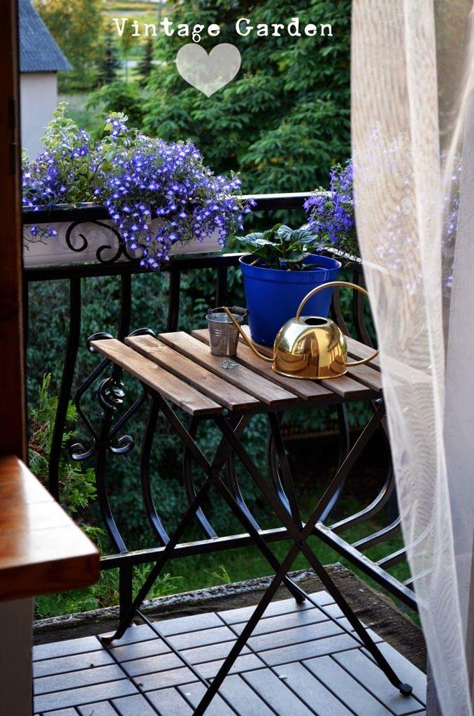 Aranżacja Małego Balkonu Przy Sypialni Dekoracje Domu