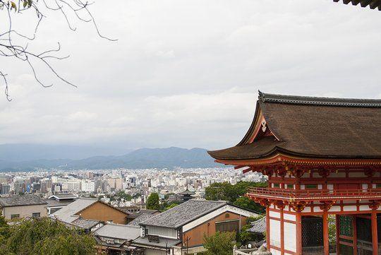 Kiyomizu Tempel - Kyoto  http://www.parkvogel.de/blog/japan-tokio/