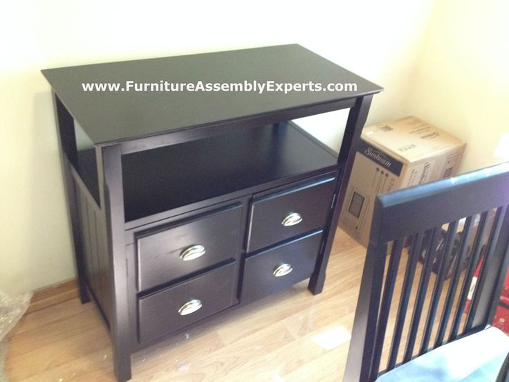 Walmart Timber Buffet Cabinet Assembled In Baltimore MD By Furniture  Assembly Experts LLC