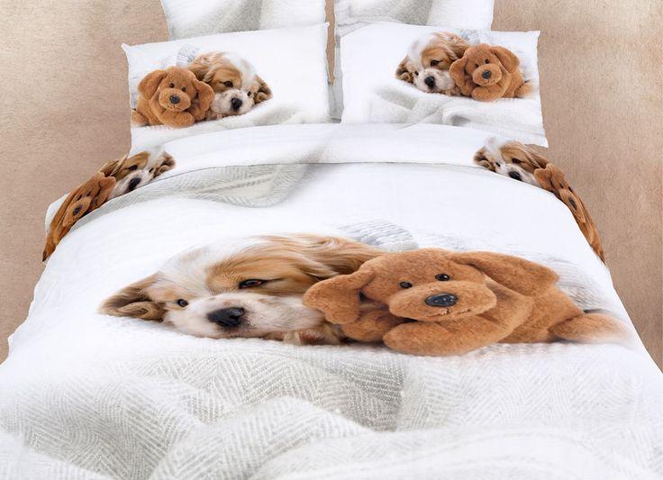Animal Print Bedspreads Teen And Dorm Bedding Doggies