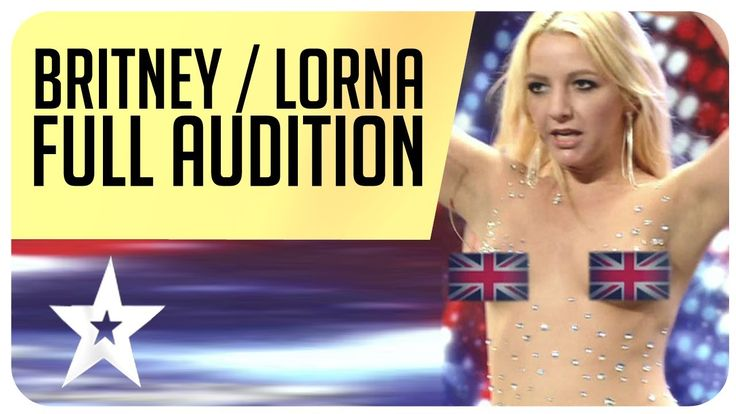 Did Britney Spears really kiss a judge from Britain's Got Talent? Full A...