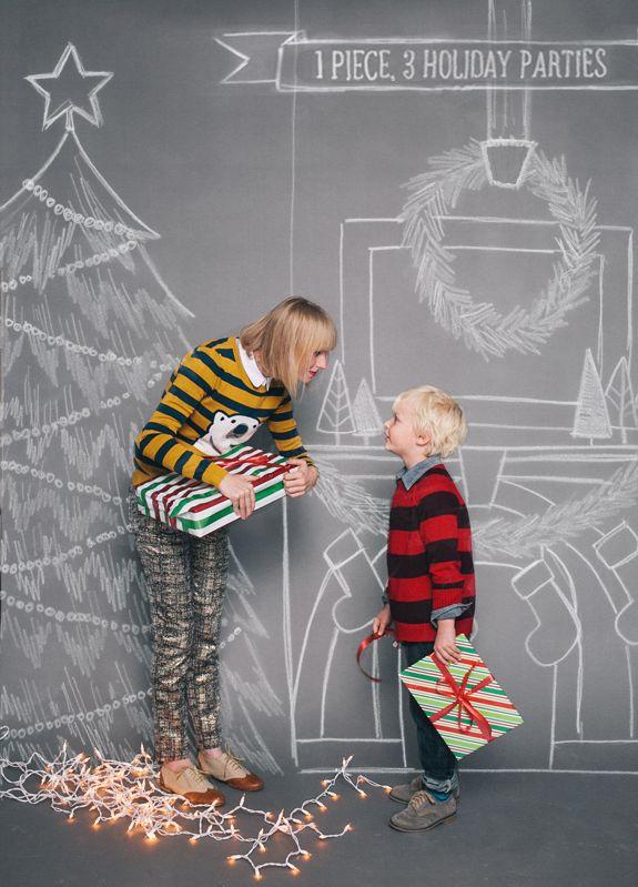 'Tis the Season to Smile: 15 Holiday Photo Booth Ideas