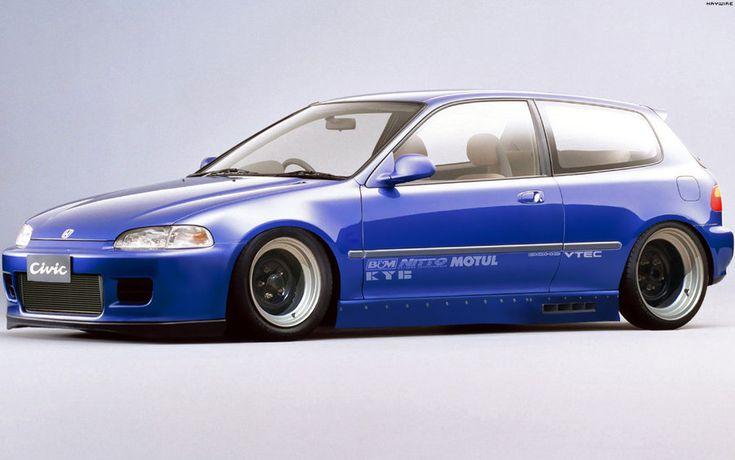 Honda Civic SiR-II
