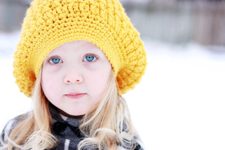 The Harper - Child Sizes, Crochet Slouch Hat. $20.95, via Etsy. WANT! Had to pin it since my name is Harper also...