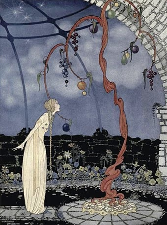 Kay Nielsens Fairy Tale Illustrations                                                                                                                                                                                 More