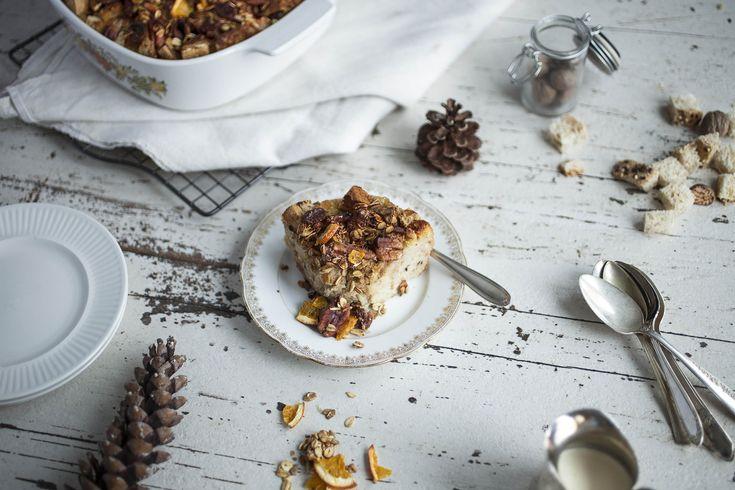 En ce temps des fêtes, nous nous sommes associés à la boulangerie St-Méthode pour réaliser une délicieuse recette de déjeuner festif.