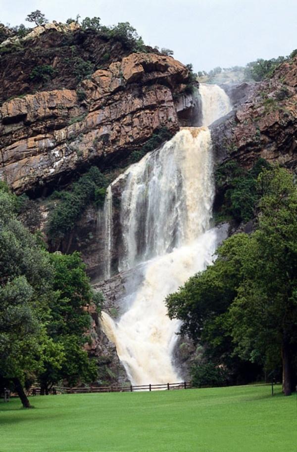 Witpootjie Waterfall, Walter Sisulu National Botanic Garden