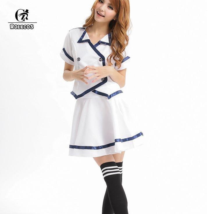 Adult school girl uniform-8506