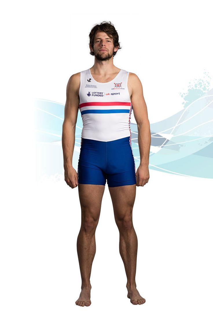 Tom Ransley - Rowing. Men's eight.
