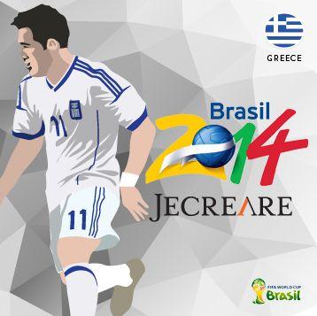 #worldcup #brazil #fifa #football #fifa2014 #brazil2014 #soccer #brasil2014 #france #fifaworldcup #Jecreare #Worldcupjecreare #Countingdown#excited #Worldcup2014 #championsleague #FIFA #legit #winning #football #brazil #goalmachine #Jecreareforworldcup #Jecreare #laliga #worldcup #jakarta #soccerheroes #soccerfans #worldcupforlife #instafootball #instaworldcup #worldcup2014 #footballplayers #webgram #instacool #instagoal #instalife #samba #greece