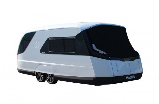 The Yacht-inspired Caravisio camper concept | The App-Controlled, Yacht-Inspired RV of the Future | Autopia | Wired ...