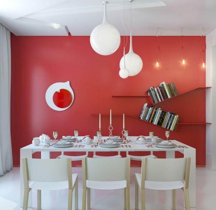 18 les meilleures images concernant peinture salle - Peinture salle a manger taupe ...