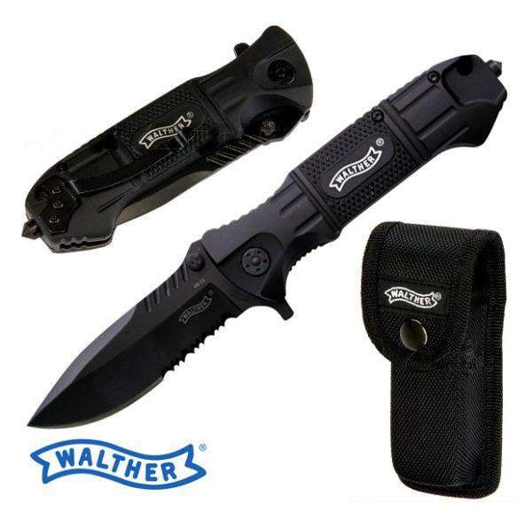 Walther Nóż Taktyczny BlackTac Tanto to idealna propozycja prezentu dla niego. Praktyczny. Solidny. Najwyższej jakości. Sprawia, że każde wyjęcie noża jest jak przedłużenie ekhem męskości... Polecamy ;)  http://www.godstoys.pl/prezenty-dla-mezczyzn