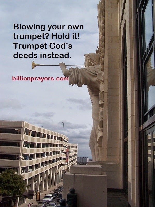 billion prayers-trumpet