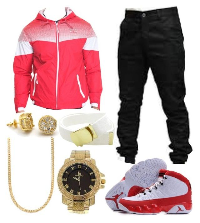 """Dominick 59"" by blvcksymba on Polyvore featuring Retrò, men's fashion and menswear"